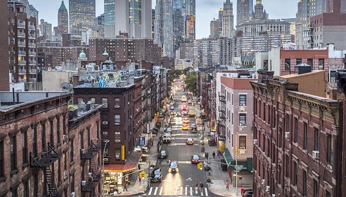 Как снять жилье в Нью-Йорке