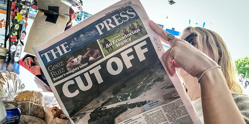 Одна из крупнейших новостных компаний Новой Зеландии была продана за 1 доллар