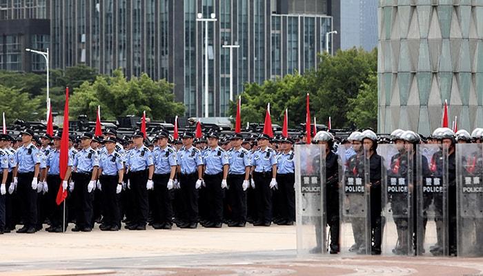 Китайская армия готовится к вооруженным боям, поскольку протесты в Гонконге возобновляются из-за нового законопроекта