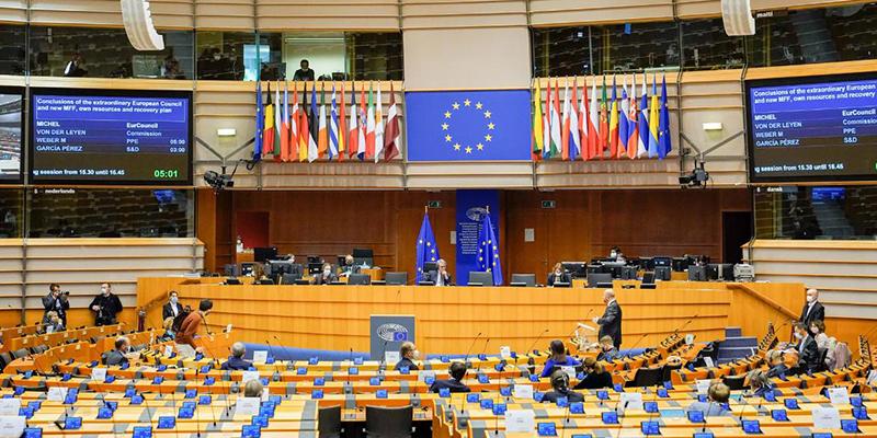 ЕС объявляет о финансовых вливаниях 1,85 трлн евро, с 750 млрд евро на восстановление экономики от коронавируса