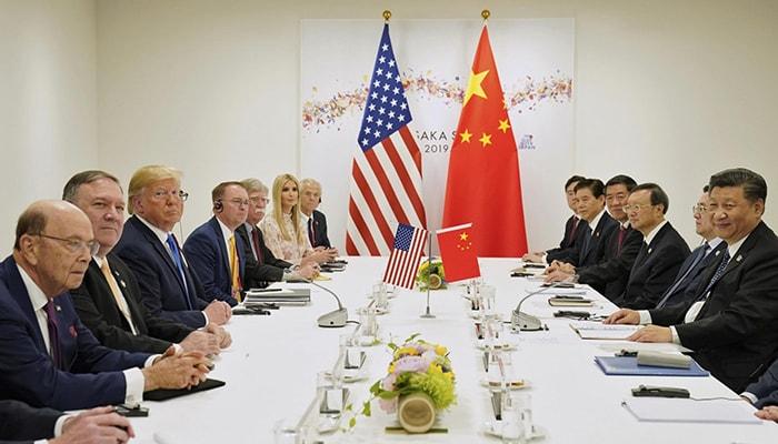 Торговая война между США и Китаем стерла 1,7 триллиона долларов с рыночной стоимости американских компаний