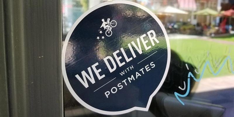 Uber сделал предложение по поглощению Postmates, это известный в США стартап по доставке еды