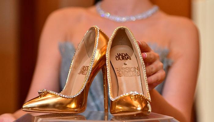 10 самых дорогих пар обуви в мире