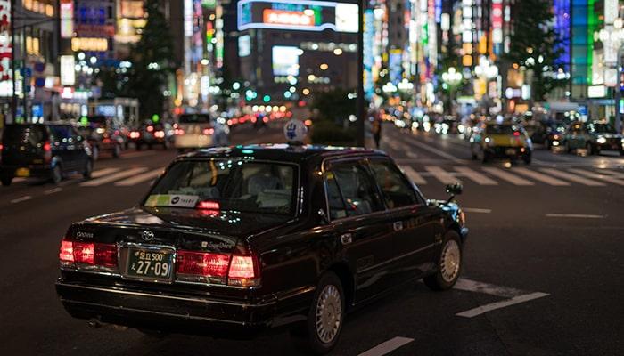 После шести лет работы в Японии, Uber приходит в Токио