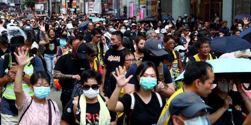 Технические компании приостановили обработку запросов от правительства Гонконга на получение пользовательских данных