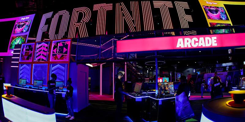 Создатель игры Fortnite привлек 250 миллионов долларов инвестиций от Sony