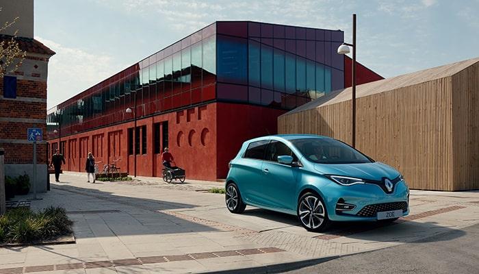 Субсидии для электромобилей делают машины Renault практически бесплатными в Германии