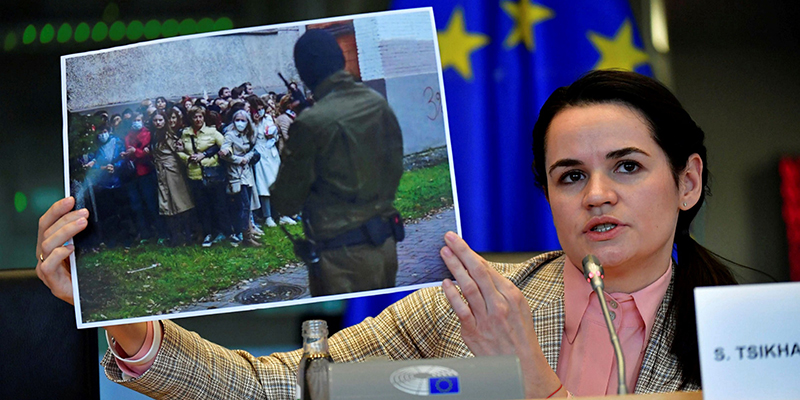 Кипр заявляет, что они не против санкций в отношении Беларуси, но они остаются единственной страной в ЕС, которые не поддержали начало процедуры против действующих белорусских властей