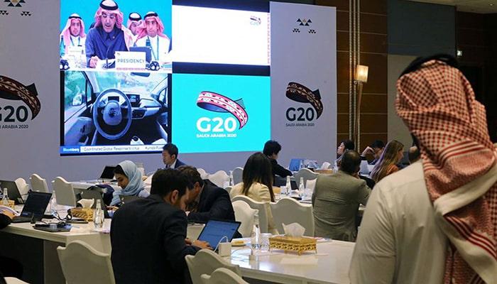 В этом году саммит G20 пройдет в виртуальном формате, встреча группы должна была пройти в Саудовской Аравии