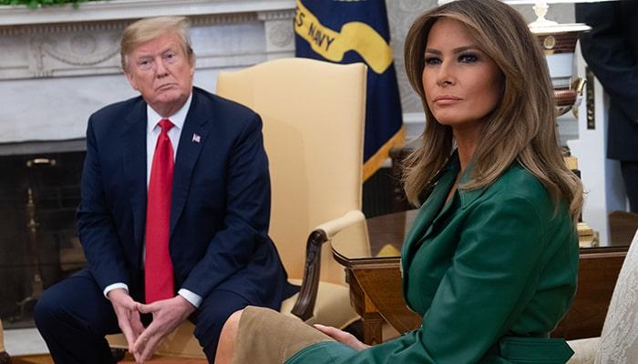 Согласно обзору налоговых деклараций Трампа, он получил 73 млн долларов дохода от сделок с иностранными компаниями за первые два года своего президентства