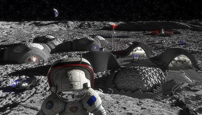 После первого измерения радиации на Луне ученые говорят, что лунную базу следует построить под землей, чтобы защитить астронавтов