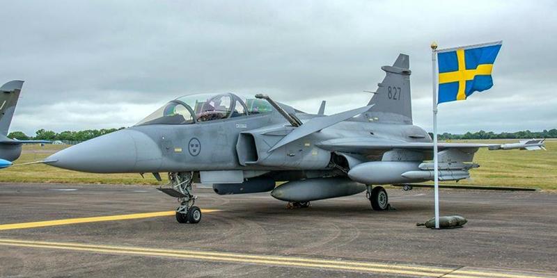 Швеция увеличит военные расходы на 40% из-за нарастания напряженности в отношениях с Россией