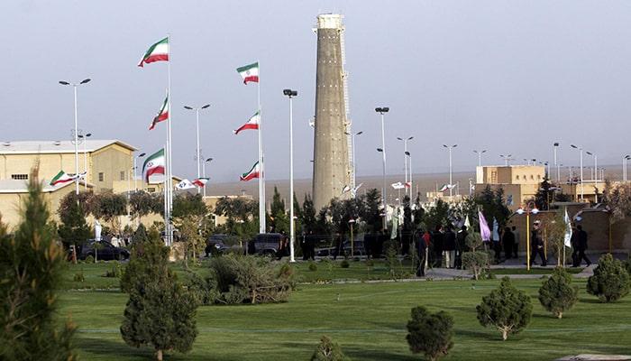 Спутниковые снимки показывают какую-то активность на иранском ядерном объекте в Натанзе