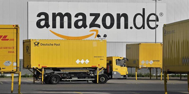 Рабочие Amazon в Германии вышли на забастовку в «черную пятницу»