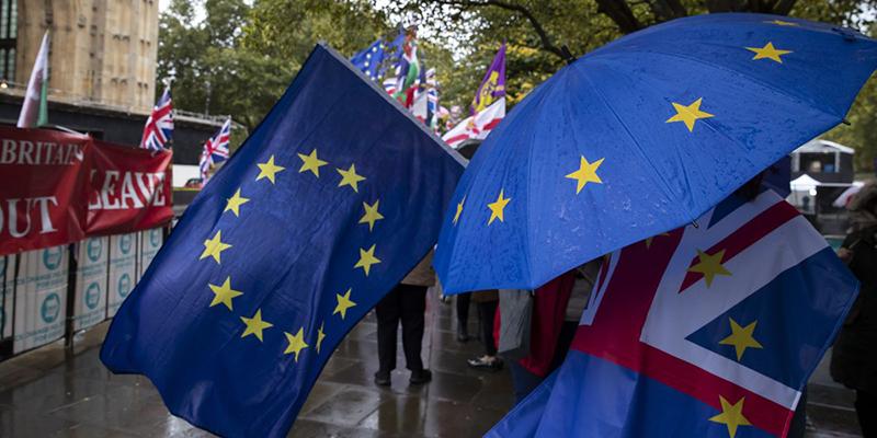"""Великобритания ожидает """"очень важную"""" неделю для переговоров по Brexit, поскольку времени для договоренности практически не остается"""