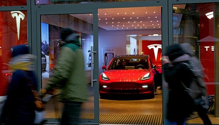 Германия покупает больше электромобилей, чем Калифорния и это хорошие новости для Tesla
