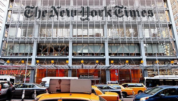 Рейтинг: самые популярные мировые СМИ (по посещаемости)