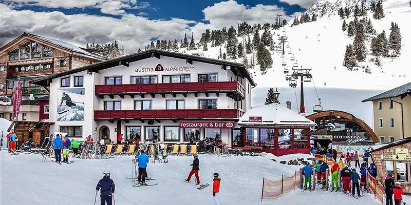 Исследование австрийского горнолыжного курорта показывает более длительный иммунитет к COVID-19 у заразившихся