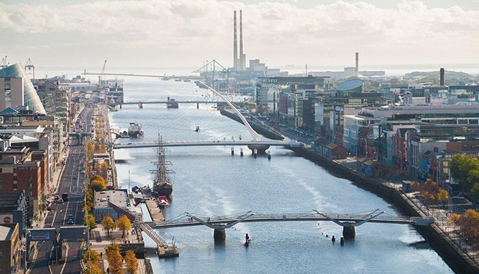 Дублин становится новым финансовым центром после Brexit