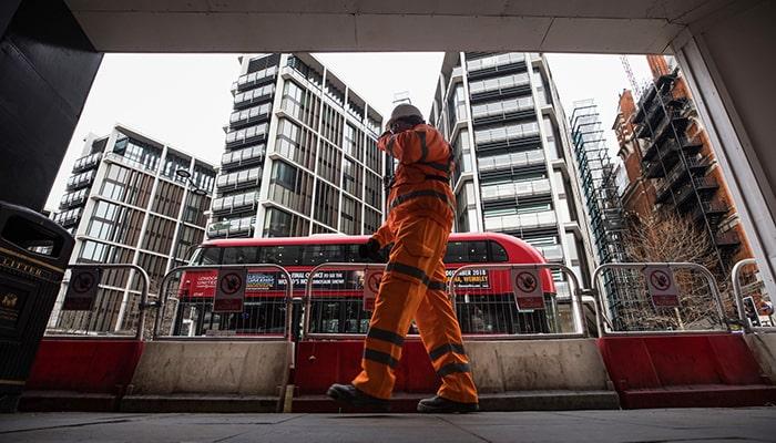 Продажи новых домов в Лондоне упали до самого низкого уровня с 2012 года