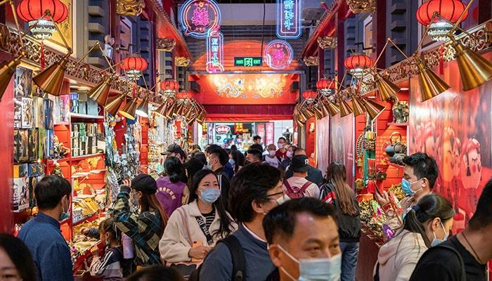 Китай сообщил о рекордном росте своей экономики