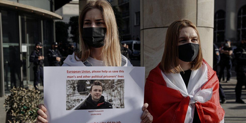 Евросоюз достиг соглашения о новых экономических санкциях в отношении действующего режима в Беларуси