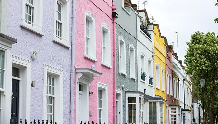 Лондонские покупатели жилья в рекордном количестве переселяются в пригород